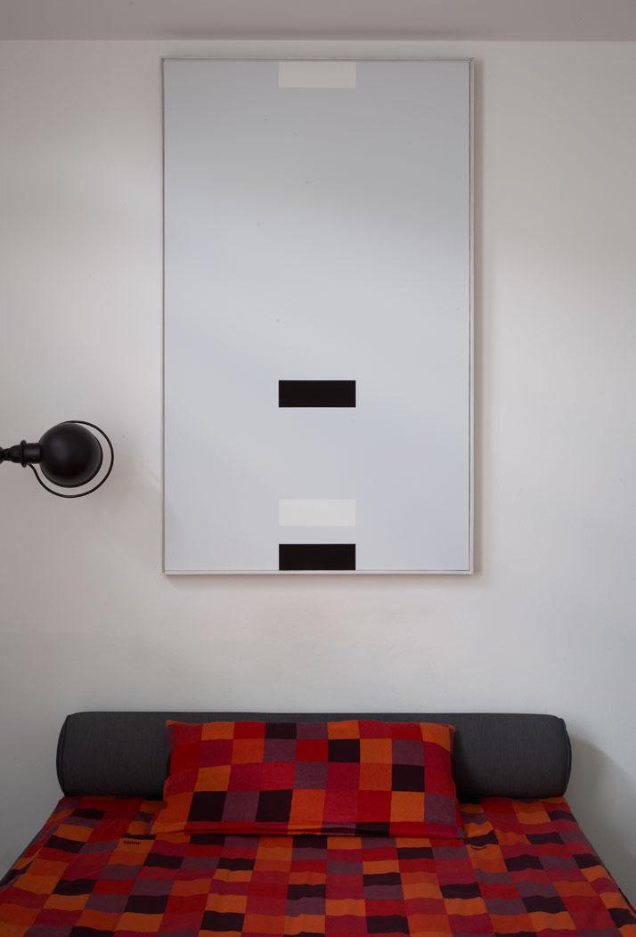 Dieter Rams guest bedroom by Philip Sinden