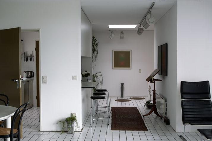 Dieter Rams hallway by Philip Sinden